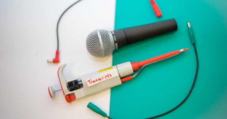 Radio in the lab: 5 podcasts for graduate students