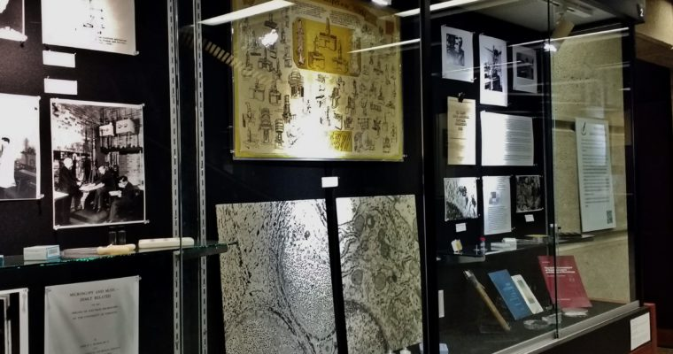 Seeing the Invisible: The First North American Electron Microscope