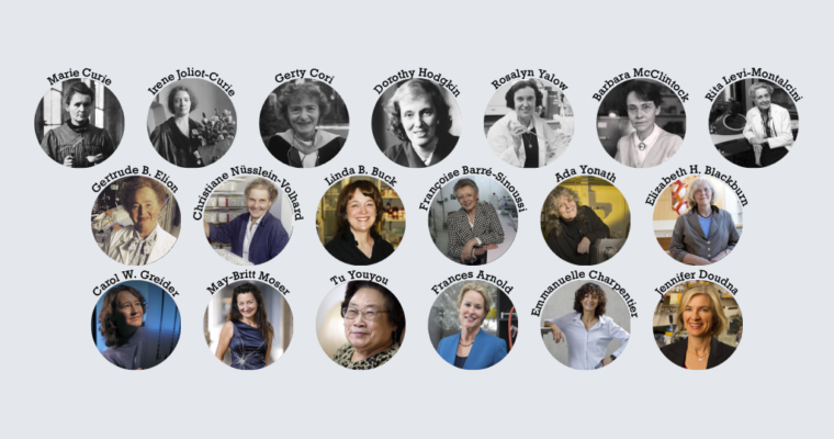 Ladies Who Lab – Female Nobel winners in Chemistry and Medicine